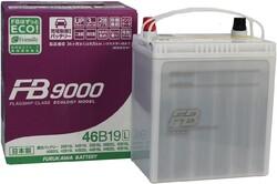 Аккумулятор автомобильный Furukawa FB 9000 46B19L