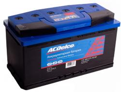 Аккумулятор автомобильный AC Delco 77 Ач 750A прямая полярность