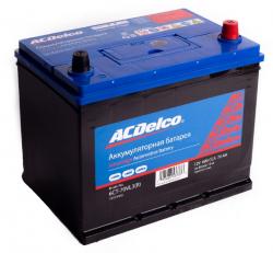Аккумулятор автомобильный AC Delco 70 Ач 630A