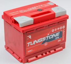 Аккумулятор TUNGSTONE EFB 6СТ-55.0 55 Ач 550A