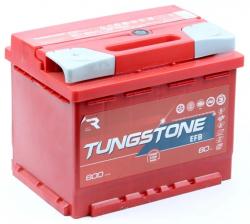 Аккумулятор TUNGSTONE EFB 6СТ-60.1 60 Ач 600A