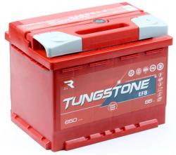 Аккумулятор TUNGSTONE EFB 6СТ-65.0 65 Ач 650A