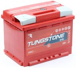 Аккумулятор TUNGSTONE EFB 6СТ-65.1 65 Ач 650A