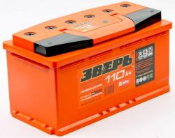 Аккумулятор ЗВЕРЬ 6СТ-110.0 L3У 110 Ач 870A