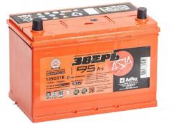 Аккумулятор ЗВЕРЬ Asia 6СТ-95.1 LЗУ (125D31R) 95 Ач 930A