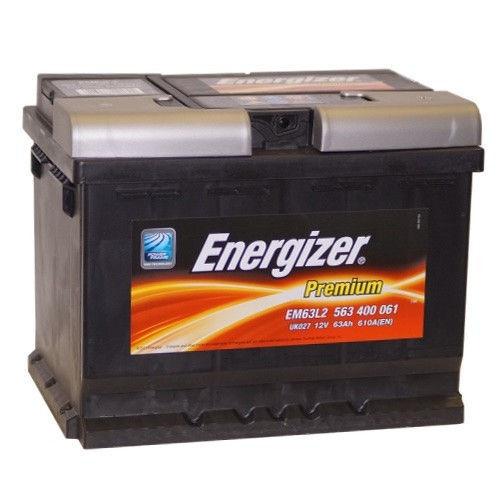 ENERGIZER PREMIUM EM63L2  63А/ч  610А