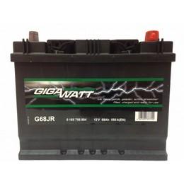 GIGAWATT G68JR 68А/ч 550A