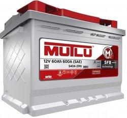 Аккумулятор автомобильный Mutlu LB2.60.054.A
