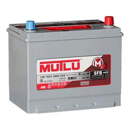 Аккумулятор Mutlu 75 а/ч, D26.75.064.C