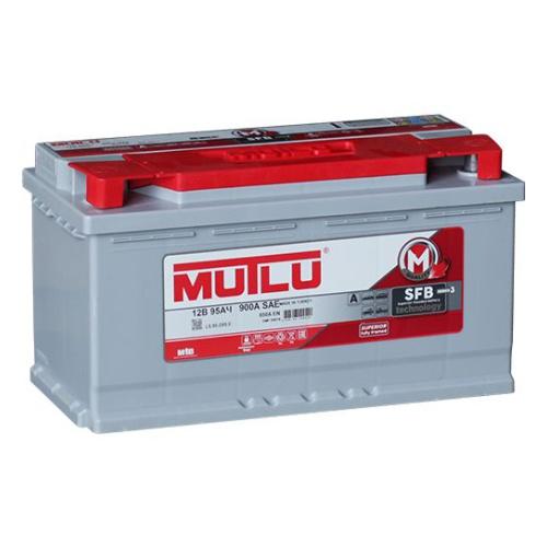 Аккумулятор Mutlu 95 а/ч, L5.95.085.A
