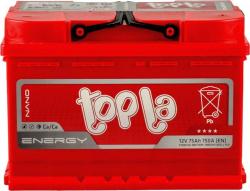 Аккумулятор TOPLA Energy 57413 E75X 75 ач 750a