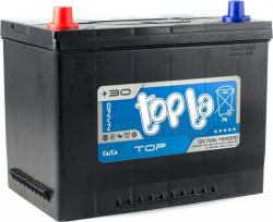 Аккумулятор TOPLA Top JIS TT75JX 75 ач 740a