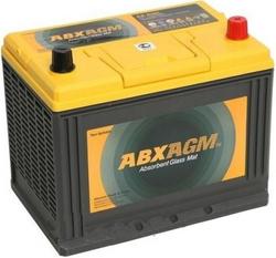 Аккумулятор автомобильный Atlas S55D23L 55А/ч 550А AGM Start-Stop