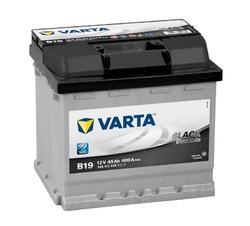 VARTA Black dynamic-45Ач (B19)  45А/ч  400А