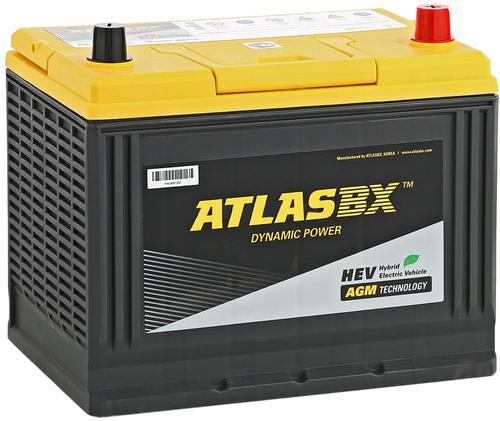 ATLAS S65D26L  75А/ч  750А
