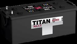 Аккумулятор грузовой TITAN MAXX 225ah 6СТ-225.3 L