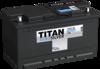 Аккумулятор TITAN EUROSILVER 110ah, 6СТ-110.1 VL