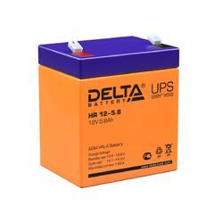 Аккумулятор Delta HR 12-5.8 (12V / 58Ah)