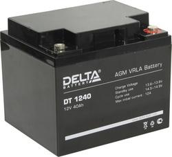 Аккумулятор Delta DT 1240 (12V / 40Ah)
