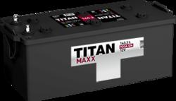 Аккумулятор грузовой TITAN MAXX 140ah 6СТ-140.3 L