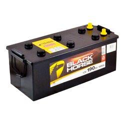 Аккумулятор грузовой Black Horse 190А/ч 1000А