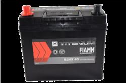 Аккумулятор автомобильный Fiamm B24X45