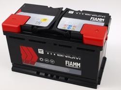 Аккумулятор автомобильный Fiamm BLACK TITANIUM L588