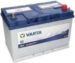 Аккумулятор автомобильный Varta blue dynamic G7 (595404083)