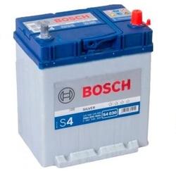Аккумулятор автомобильный Bosch S4 030 40 а/ч 0092s40300