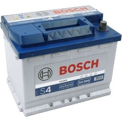 BOSCH S4 Silver (S40 060)  60А/ч  540А