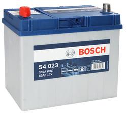 Аккумулятор автомобильный Bosch S4 023 45 а/ч 0092s40230