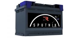 Аккумулятор автомобильный Sputnik 75Ah 640А прямая полярность