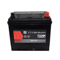 Аккумулятор автомобильный Fiamm D23X60