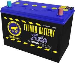 Аккумулятор автомобильный Тюмень ASIA 95 а/ч о.п. 6СТ-95