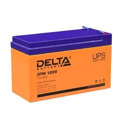 Аккумулятор Delta DTM 1209 (12V / 8.5Ah)