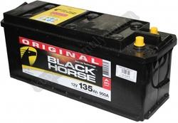 Аккумулятор грузовой Black Horse 135А/ч 950А