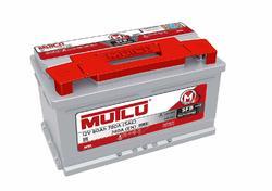 Аккумулятор Mutlu 80 а/ч, LB4.80.074.A