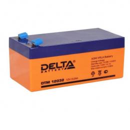 Аккумулятор Delta DTM 12032 (12V / 3.2Ah)
