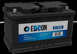 Аккумулятор автомобильный EDCON 110 а/ч 850A (DC110850R)
