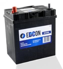 Аккумулятор автомобильный EDCON 35 а/ч 300A (DC35300L)