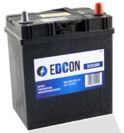Аккумулятор автомобильный EDCON 35 а/ч 300A (DC35300R)