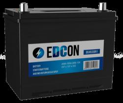 Аккумулятор автомобильный EDCON 45 а/ч 300A (DC45330R1)