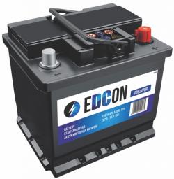 Аккумулятор автомобильный EDCON 52 а/ч 470A (DC52470R)