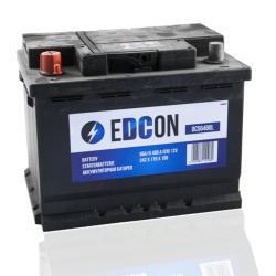 Аккумулятор автомобильный EDCON 56 а/ч 480A (DC56480L)