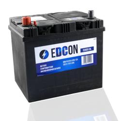 Аккумулятор автомобильный EDCON 60 а/ч 510A (DC60510L)