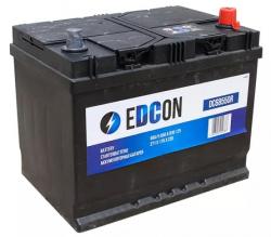 Аккумулятор автомобильный EDCON 68 а/ч 550A (DC68550R)