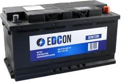 Аккумулятор автомобильный EDCON 80 а/ч 740A (DC80740R)
