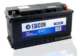 Аккумулятор автомобильный EDCON 90 а/ч 720A (DC90720R)