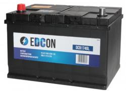 Аккумулятор автомобильный EDCON 91 а/ч 740A (DC91740L)