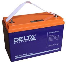 Аккумулятор Delta GX 12-100 (12V / 100Ah)